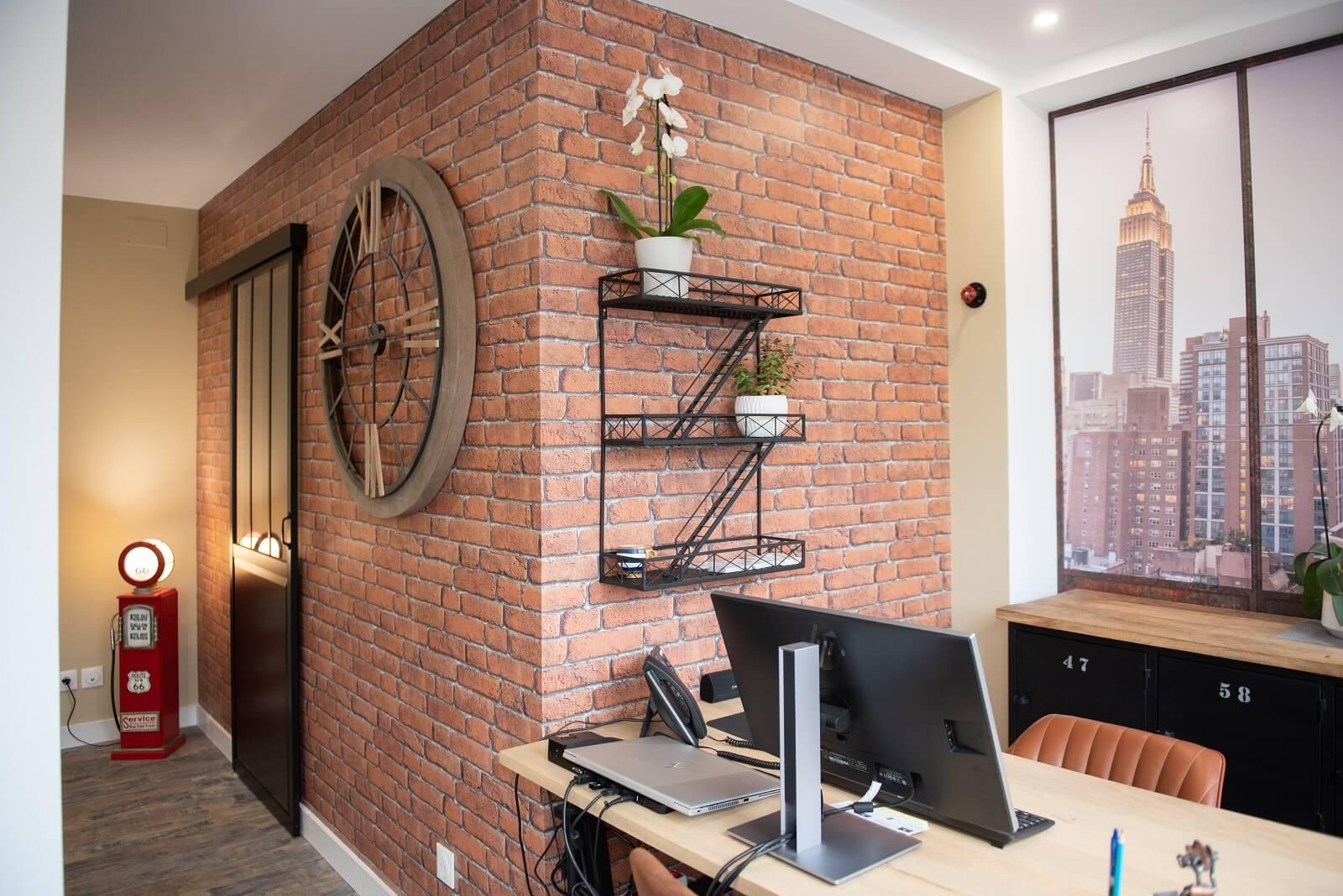 bureaux Marc Vernier Immobilier Besançon